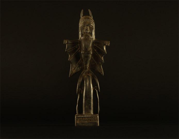 Asante Ashanti Sasabonsam Figure 1041 Archive Deco
